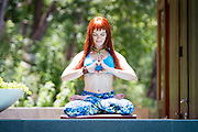 Lotus Pose<br />