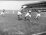 179/2528-2533..-Senior Hurling Tipperary Team in Croke Park.19 April 1953.National Hurling League Final..