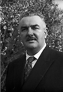 13/03/1961<br /> 03/13/1961<br /> 13 March 1961<br /> Mr Sean Dunne, former Labour Party T.D. and Union Official, later reelected in October 1961 as an Independent T.D. for Dublin County.