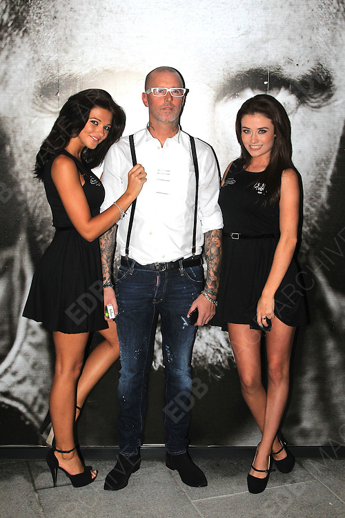 27.SEPTEMBER.2011. BIRMINGHAM<br /> <br /> ADEE PHELAN AT THE ADEE PHELAN SALON LAUNCH PARTY AT THE CUBE IN BIRMINGHAM<br /> <br /> BYLINE: EDBIMAGEARCHIVE.COM<br /> <br /> *THIS IMAGE IS STRICTLY FOR UK NEWSPAPERS AND MAGAZINES ONLY*<br /> *FOR WORLD WIDE SALES AND WEB USE PLEASE CONTACT EDBIMAGEARCHIVE - 0208 954 5968*