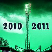 VOETBAL 2010 - 2011