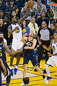 Golden State Warriors vs Utah Jazz (12/27/2017)