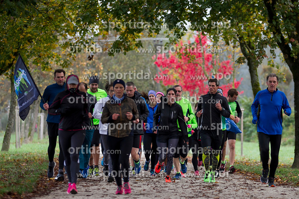 Priprave na Ljubljanski maraton 2017, on October 7, 2017 in Koseze, Ljubljana, Slovenia. Photo by Urban Urbanc / Sportida