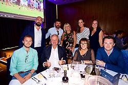 LIVERPOOL, ENGLAND - Saturday, June 23, 2018: Guests at the Hilton Hotel during day three of the Williams BMW Liverpool International Tennis Tournament 2018 at Aigburth Cricket Club. (Pic by Paul Greenwood/Propaganda) David Pinchin