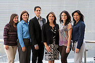 Retrato para la revista TODOS, de Izquierda a derecha, Ines Gomez, Maria Illarramendi, Raul Gonzalez,Jessica Duarte, Marissell Aguilar, Albaluz Aolivos, gerencia de desarrollo..26-10-2012...