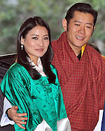King & Queen Of Bhutan Announce Crown Prince's Birth