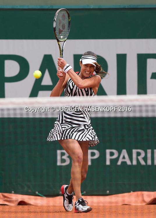 Ana Ivanovic (SRB)<br /> <br /> Tennis - French Open 2016 - Grand Slam ITF / ATP / WTA -  Roland Garros - Paris -  - France  - 26 May 2016.