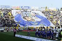 coreografia tifosi Parma<br /> Parma 11-04-2015 Stadio Tardini, Football Calcio Serie A Parma - Juventus Foto Image Sport / Insidefoto