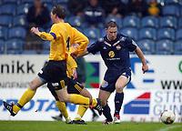 Fotball, 13. mai 2003, NM fotball herrer, Strømsgodset-Bærum,  Lasse Olsen, Strømsgodset