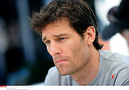 Grand Prix d'Australie de formule 1..Melbourne 24 mars 2010..Illustration paddock..Photo: Stéphane Mantey/ L'Equipe *** Local Caption *** webber (mark) - (aus) -