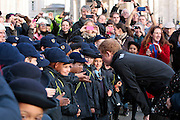 14.NOVEMBER.2013. LONDON<br /> <br /> CODE - JG<br /> PRINCE HARRY DEPARTS LONDON TO TAKE PART IN THE WALKING WITH THE WOUNDED SOUTH POLE ALLIED CHALLENGE <br /> <br /> BYLINE: EDBIMAGEARCHIVE.CO.UK<br /> <br /> *THIS IMAGE IS STRICTLY FOR UK NEWSPAPERS AND MAGAZINES ONLY*<br /> *FOR WORLD WIDE SALES AND WEB USE PLEASE CONTACT EDBIMAGEARCHIVE - 0208 954 5968*