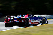 October 1, 2016: IMSA Petit Le Mans, #67 Ryan Briscoe, Richard Westbrook, Ford Chip Ganassi Racing, Ford GT GTLM