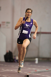 London, Ontario ---11-01-22---   Jackie Todd of the Western Mustangs competes at the 2011 Don Wright meet at the University of Western Ontario, January 22, 2011..GEOFF ROBINS/Mundo Sport Images.