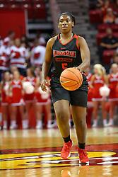 07 October 2016: Bechelle Beachum.  Illinois State University Women's Redbird Basketball team during Hoopfest at Redbird Arena in Normal Illinois.