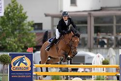 Morssinkhof Simon, BEL, Vivolta de Gree<br /> Belgisch Kampioenschap Junioren<br /> Azelhof - Koningshooikt 2018<br /> © Hippo Foto - Dirk Caremans<br /> 13/05/2018