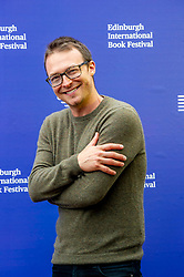 Pictured: Josh Haner <br /> <br /> The New York Times sent journalist Whitney Richardson and photographer Josh Haner to see how the Book Festival was using their sponsorship money<br /> Ger Harley | EEm 11 August 2019