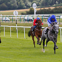 Arabian Revolution and S De Sousa winning the 2.40 race