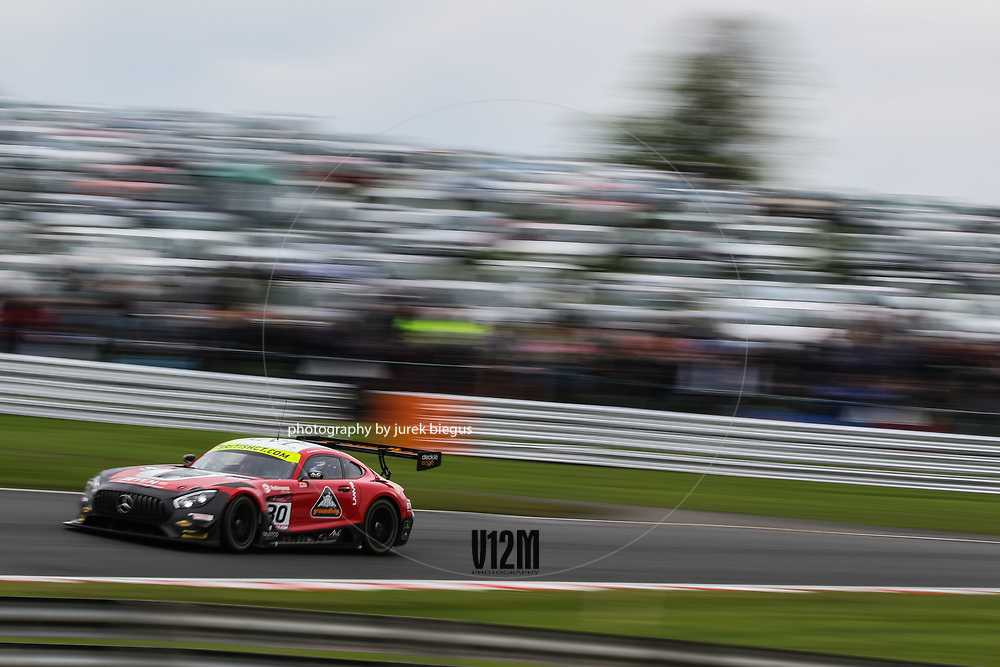 AmD Tuning.com   Mercedes AMG GT3   Lee Mowle   Ryan Ratcliffe   British GT Championship   Oulton Park   17 April 2017   Photo: Jurek Biegus