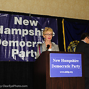Eileen Kirlin, SEIU Executive Vice President, speaks at a NH Democratic Party Breakfast at the 2012 Democratic National Convention