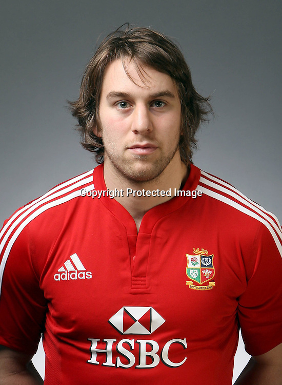 *****THIS PICTURE IS RIGHTS FREE FOR EDITORIAL PURPOSES UNTIL 17th JUNE 2009*****<br />British and Irish Lions Squad, Tour To South Africa 2009<br />Ryan Jones, Wales Back Row<br />Mandatory Credit &copy;INPHO/Billy Stickland/BLL *** Local Caption ***