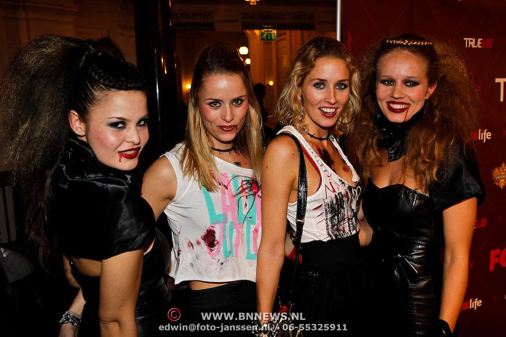 NLD/Amsterdam/20100327 - Inloop Vampireball - True Blood,
