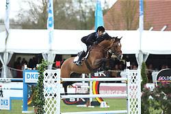 McIntosh, Samantha (NZL) Check In 2<br /> Redefin - Pferdefestival 2016<br /> © www.sportfotos-lafrentz.de