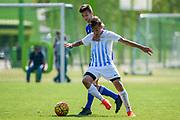 10.09.2016; Zuerich; Fussball FC Zuerich Academy - FC Zuerich U16 - Vaud Lausanne. <br />Ilan Sauter (Zuerich) <br />(Andy Mueller/freshfocus)