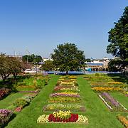 Prescott Park Gardens August 2019