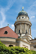 The french cathedral on the Berlin Gendarmenmarkt, Germany