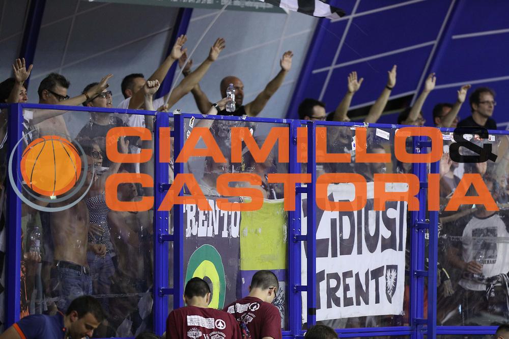 Tifosi Trento, Umana Reyer Venezia vs Dolomiti Energia Trentino LBA Serie A Playoff Finale gara 5 stagione 2016/2017 Pala Taliercio, Mestre 18 giugno 2017