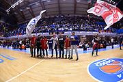 DESCRIZIONE : Brindisi  Lega A 2015-16 Enel Brindisi Consultinvest Pesaro<br /> GIOCATORE : Ultras Tifosi Spettatori Pubblico Enel Brindisi Consultinvest Pesaro<br /> CATEGORIA : Fair Play Before Pregame Ultras Tifosi Spettatori Pubblico<br /> SQUADRA : Enel Brindisi Consultinvest Pesaro<br /> EVENTO : Enel Brindisi Consultinvest Pesaro<br /> GARA :Enel Brindisi Consultinvest Pesaro<br /> DATA : 06/03/2016<br /> SPORT : Pallacanestro<br /> AUTORE : Agenzia Ciamillo-Castoria/M.Longo<br /> Galleria : Lega Basket A 2015-2016<br /> Fotonotizia : <br /> Predefinita :