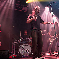 Reef in concert at The Liquid Room, Edinburgh, Great Britain 18th May 2018