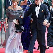 NLD/Amsterdam/20110527 - 40ste verjaardag Prinses Maxima, Prinses Margriet en partner Pieter van Vollenhoven