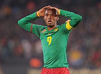 Fotball<br /> VM 2010<br /> Danmark v Kamerun<br /> 19.06.2010<br /> Foto: Witters/Digitalsport<br /> NORWAY ONLY<br /> <br /> Samuel Eto'o (Etoo, Kamerun)<br /> Fussball WM 2010 in Suedafrika, Vorrunde, Kamerun - Daenemark