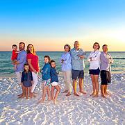 Panhorst-Hutchison Family Beach Photos