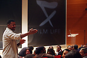 "Robert Townsend at The Robert Townsend's ""The Ultimate Pitch"" Master Class Produced by Film Life and held at The Times Center on November 21, 2009 in New York City. Terrence Jennings/Retna, Ltd"