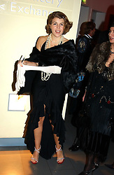 MISS AMBER NUTTALL at Andy & Patti Wong's Chinese New Year party to celebrate the year of the Rooster held at the Great Eastern Hotel, Liverpool Street, London on 29th January 2005.  Guests were invited to dress in 1920's Shanghai fashion.<br />