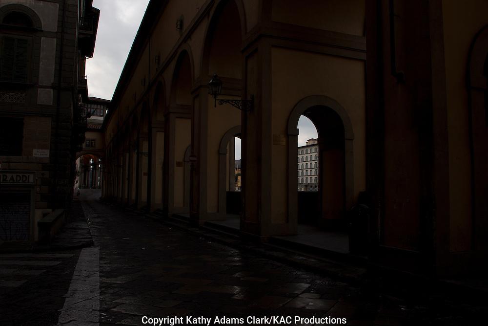 Ponte Vecchio, Florence, Firenze, Italy.