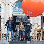 NLD/Amsterdam/20180907 - Start Stoptober 2018, Kees van der Spek, Jan Slagter