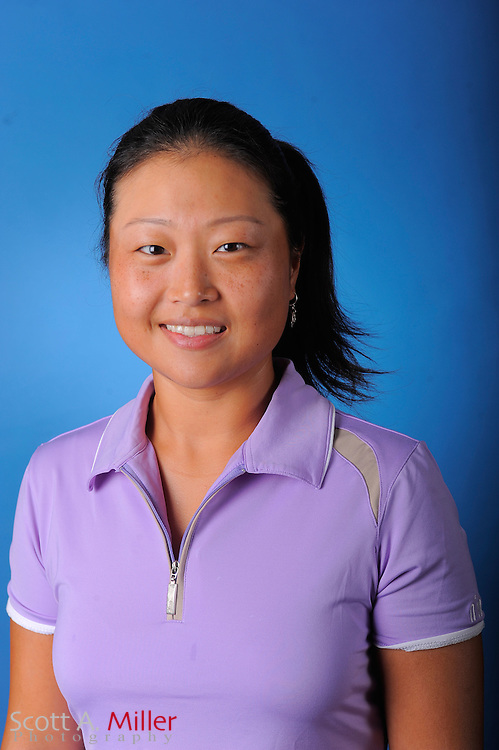 Seul-Ki Park during a portrait session prior to the second stage of LPGA Qualifying School at the Plantation Golf and Country Club on Sept. 24, 2011 in Venice, FL...©2011 Scott A. Miller