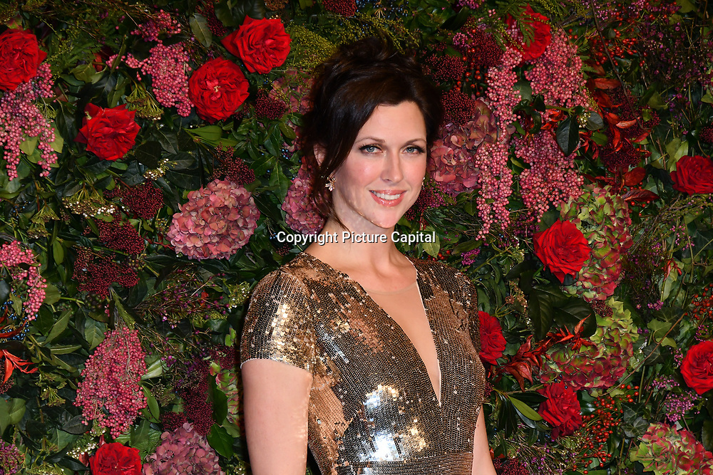 Margo Stilley attends Evening Standard Theatre Awards at Theatre Royal, on 18 November 2018, London, UK.