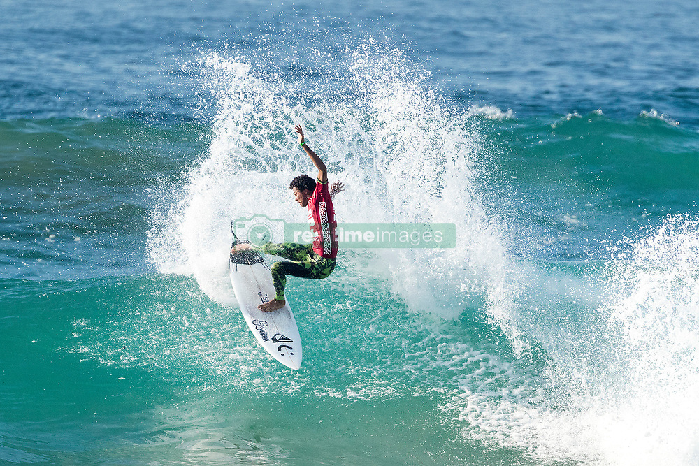 Jul 8, 2017 - KwaDukuza, South Africa - Michael February of South Africa finished equal 3rd in the Ballito Pro presented by Billabong after placing second to World No.3 and fellow South African Jordy Smith in Semifinal Heat 1 at Willard Beach, Ballito, South Africa. (Credit Image: © Kelly Cestari via ZUMA Wire)