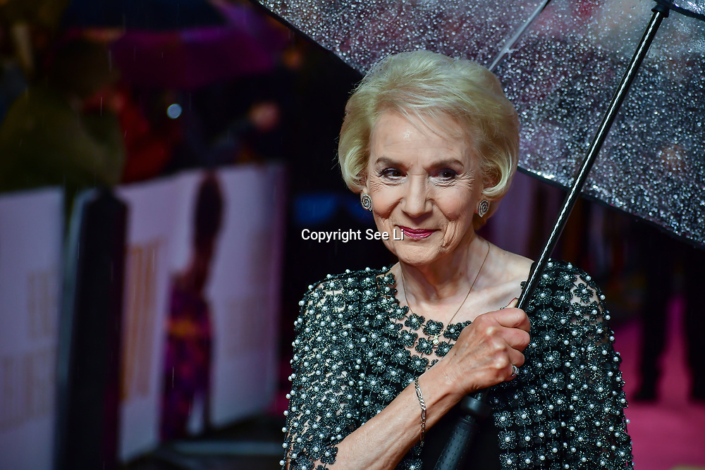 Judy - London premiere at Curzon Mayfair, 38 Curzon Street, on 30 September 2019, London, United Kingdom