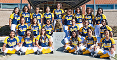 2014 A&T Softball Team Picture Day
