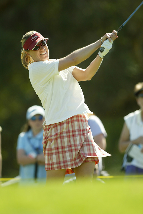 Annika Sorenstam..2004 Kraft Nabisco Championship.Mission Hills CC.Rancho Mirage, CA.Final Round.Sunday, March 28, 2004..photograph by Darren Carroll