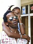 Young Cuban couple, Cuba, Havanna