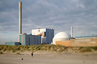 The only Dutch commercial Nuclear Powerplant in Borssele