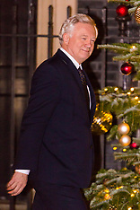 2017-12-11 David Davis and Northern Ireland Secretary attend Downing Street meeting