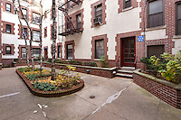 Courtyard at 31-40 Crescent Street