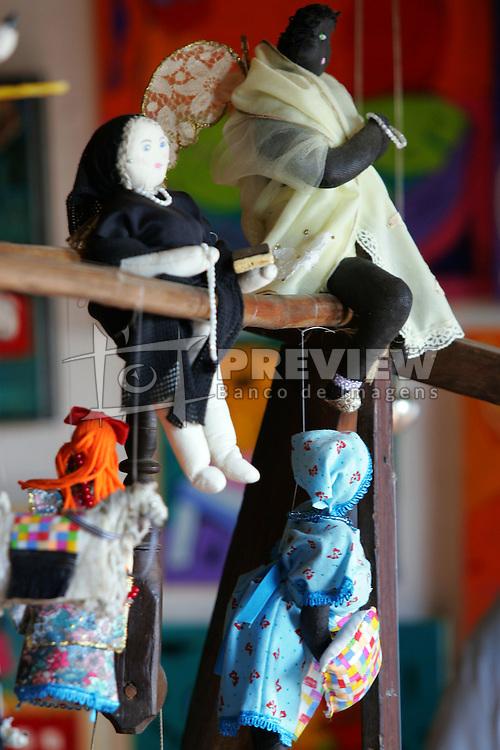 Casa Acoriana, museu da colonização açoriana onde é comercializado artes e tramoias da ilha, cituada em Sto Antonio de Lisboa, na area norte de Florianopolis. A capital de Santa Catarina, anteriormente conhecida como Nossa Senhora do Desterro possui clima ameno, uma area de 436,5 Km2 e 360 mil habitantes. FOTO: Jefferson Bernardes/Preview.com